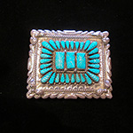Zuni Inlay Jewelry